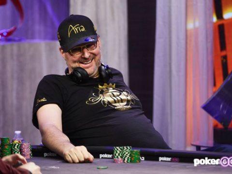 Hellmuth al Poker After Dark -Courtesy PokerNews-