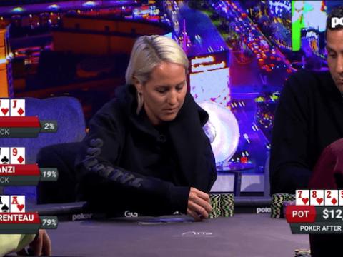 Poker After Dark, Joelle Parenteau