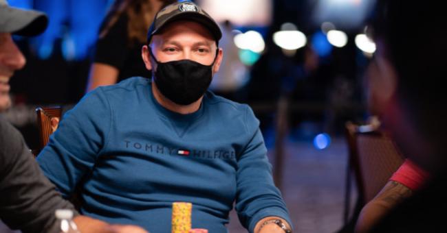 Maurizio Melara-Courtesy Pokernews & Danny Kim