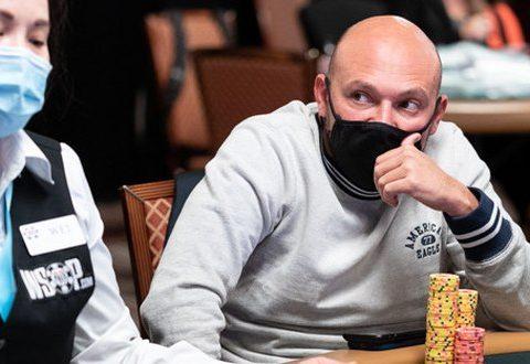 Maurizio Melara (courtesy of Melissa Haereiti - Pokernews)