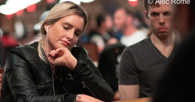 WSOP 2021 Vanessa kade- Courtesy PokerNews &