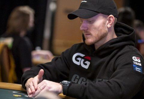 Jason Koon (courtesy of Katerina Lukina - PokerNews)