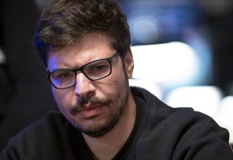 Mustapha Kanit (courtesy of Katerina Lukina - Pokernews)