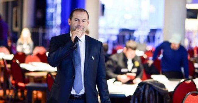 Christian Scalzi, tournament director tra i più esperti
