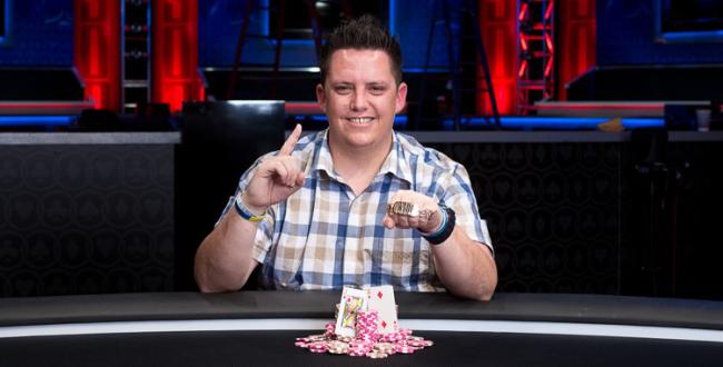 Jimmy Barnett WSOP 2021